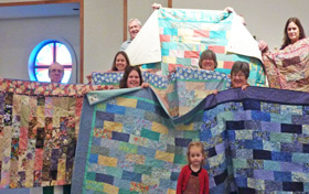 Quilts for Japan After Tsunami